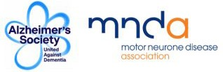 alzheimers society & motor neuron disease association