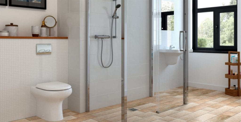 Wet Rooms For The Disabled