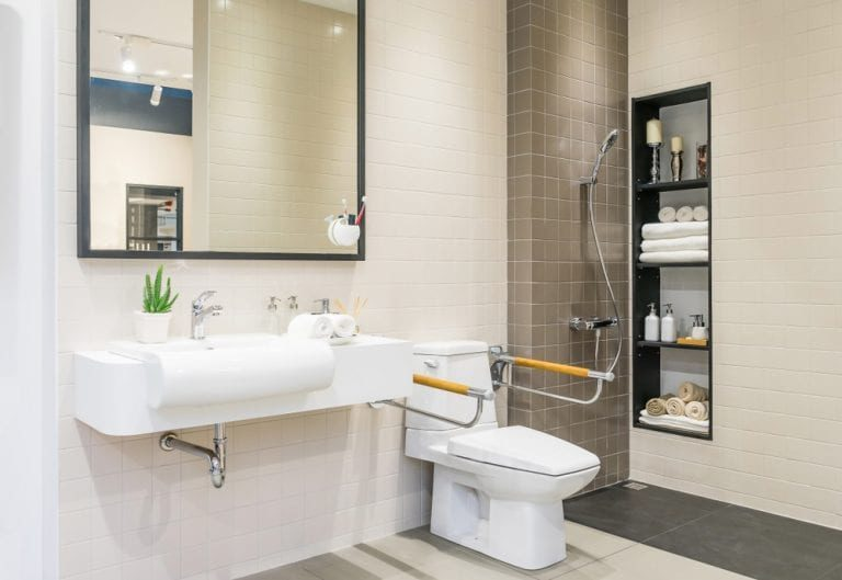 Disabled Bathrooms Derby, East Midlands | Walk in Showers ...