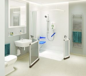 shower cubicle ideas