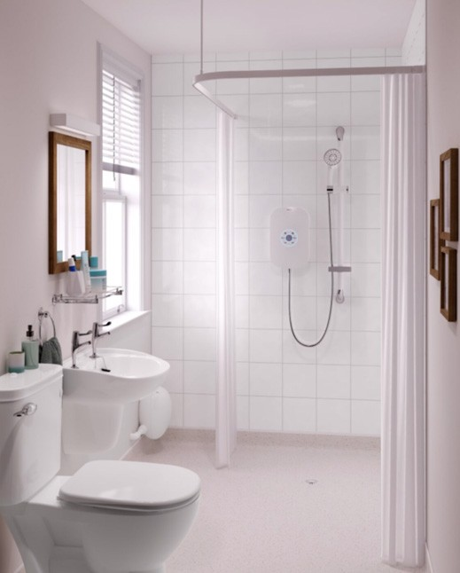 wet room fitters