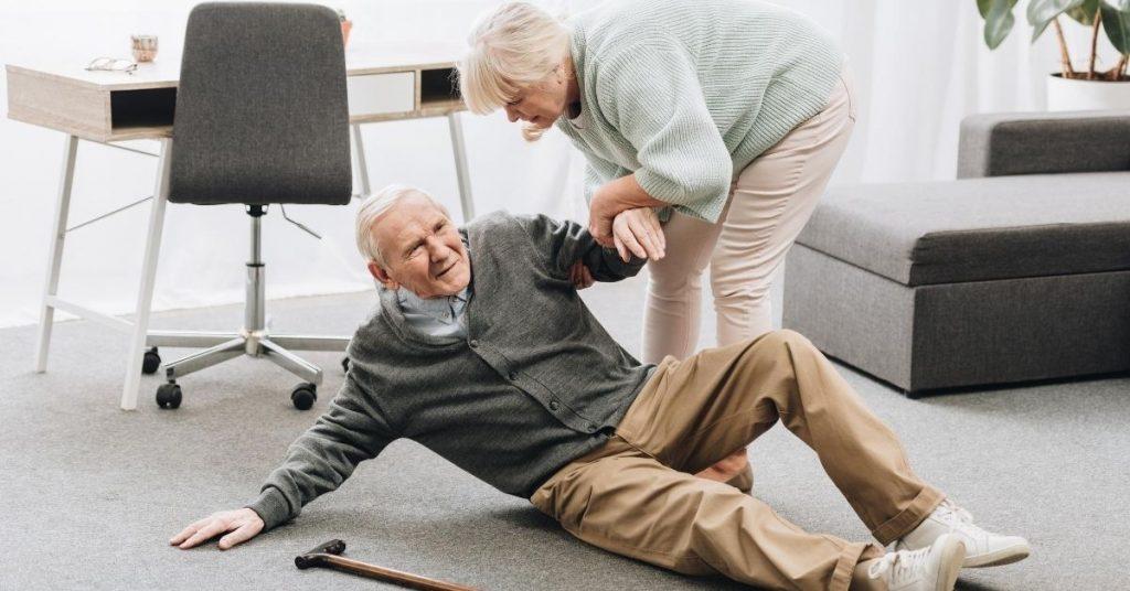 fall prevention exercises for elderly