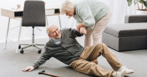 fall prevention exercises for elderly