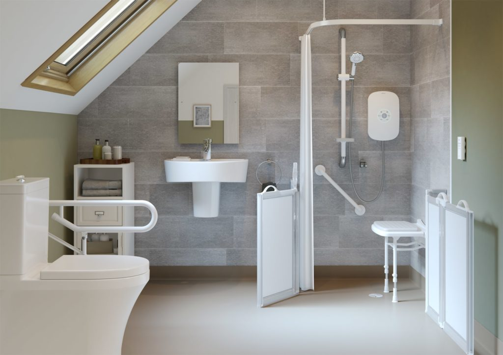 mobility bathroom accessories
