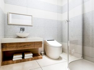 what are the bathroom trends for 2021