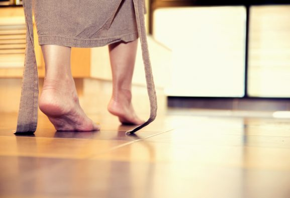 A Guide To Bathroom Floors For The Elderly
