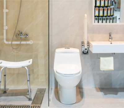 mobility showers